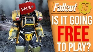 Is Fallout 76 Going Free to Play?