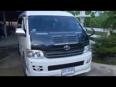 รถตู้ให้เช่า LPG VIP VAN
