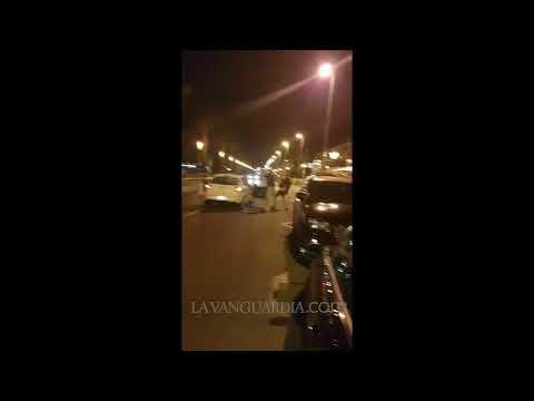 Tiroteo y muerte del quinto terrorista de Cambrils