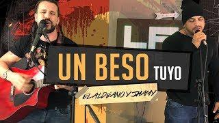Un Beso Tuyo  (LA ALDEA ON AIR) - Al2 El Aldeano & Jhamy DejaVu