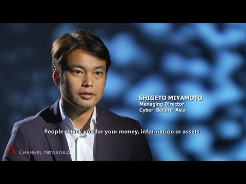 Cyber Scams - Channel News Asia Get Real! Ep 12 Documentary