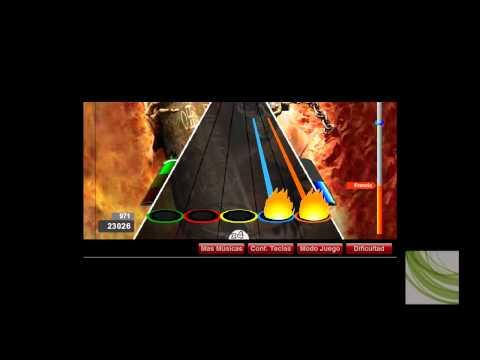Guitar Flash - Holy Wars The Punishment Due- Megadeth- 100% FC Difícil