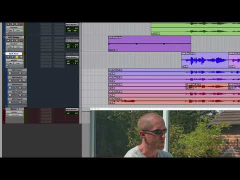 How to loop record ADR and use track comping in Pro Tools