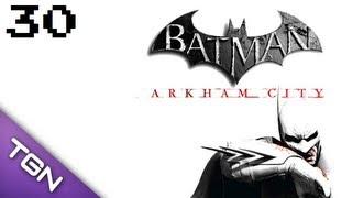 Batman Arkham City - Wii U [HD] #30 Bane ♣ Let's Play Batman Arkham City ♣