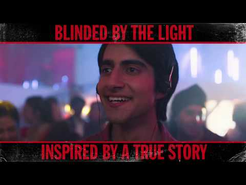 Blinded By The Light   Behind The Scenes - Premiere 8/12
