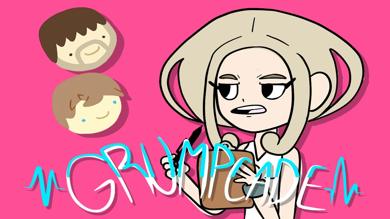 Grumpcade Animated - YOU ONLY HAVE ONE BADGE