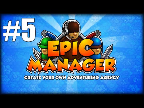 Epic Manager Gameplay / Epic Manager Let's Play - Ep 5
