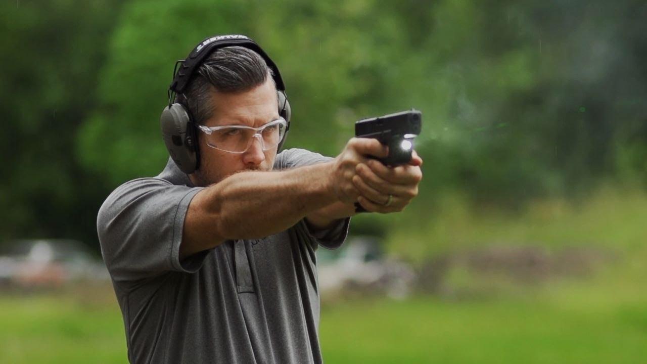 Crimson Trace Laserguard Pro for GLOCKs: Guns & Gear| S9 E10