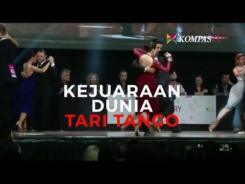 Ini Kejuaraan Dunia Tari Tango