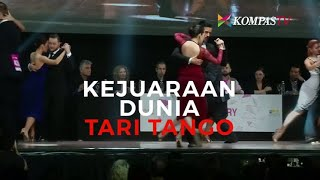 Download Video Ini Kejuaraan Dunia Tari Tango MP3 3GP MP4