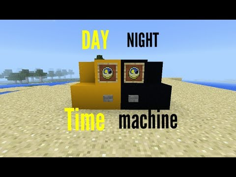 how to make it night in minecraft using commands