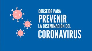Video: Coronavirus: Cuidados
