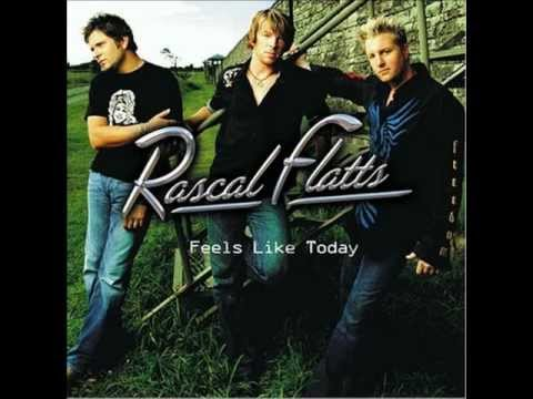 Rascal Flatts-When The Sand Runs Out~Lyrics in Description