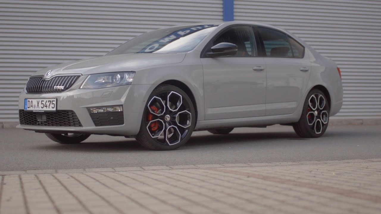 2016 skoda octavia rs230 limousine dsg fahrbericht review test drive lets drive youtube. Black Bedroom Furniture Sets. Home Design Ideas