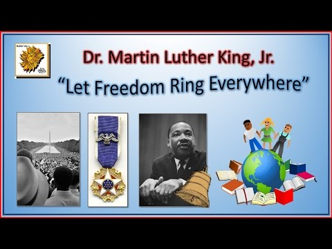 Children's song - A Tribute to Dr. Martin Luther King, Jr./