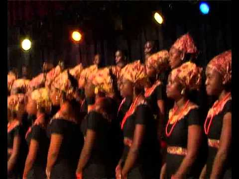 ISE ORIN - AFRICA SINGS 2007 by Albert Oikelome