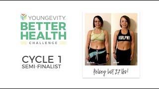 REV 90 Helped Kelsey Reach Her Goals