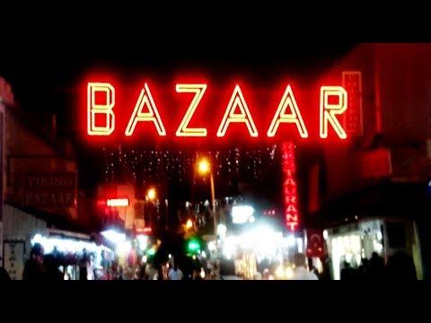 BAZAAR Side - Antalya Turkiye Turecko - Turkish Bazar - Market