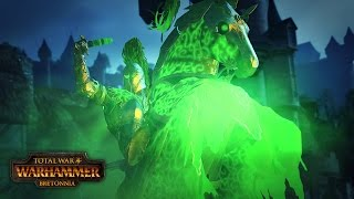 Total War: WARHAMMER - Королевство Бретония [Bretonnia][Трейлер - Русские субтитры]