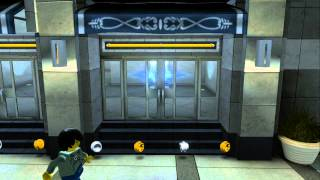LEGO City Undercover - All 17 Aliens Caught (Space Alien Unlocked!)