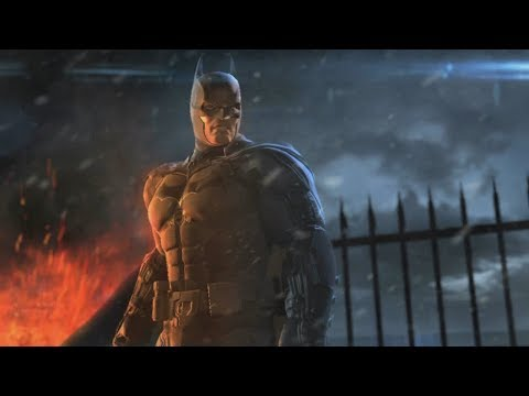 Batman: Arkham Origins (PS3)(Knightfall Suit Walkthrough)[Part 1] - Blackgate Prison
