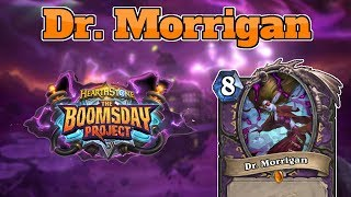 [Legend] Dr. Morrigan Control Warlock The Boomsday Project | Hearthstone Guide How To Play