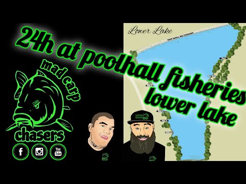 Episode 18 Hunt For The 30lb 24h At Poolhall Fisheries