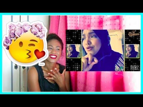 Dato Siti Nurhaliza - Kesetiaan (Cover Smule) | Reaction