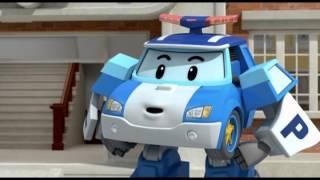 Робокар Поли -  Правила дорожного движения (серия 11) - Когда случаются аварии