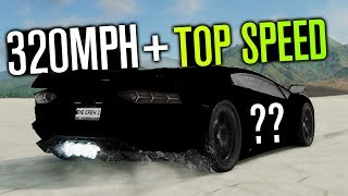 The Crew 2 - 320MPH+ FASTEST HYPERCAR?