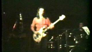 "Saviour, are you with me? - Mick Karn ""Bestial Cluster Tour"" Teatro Albatros, Genova 15/02/1994"