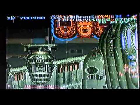 Battle Garegga (Sega Saturn) - Gameplay (RESUBIDO)