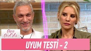 Esra Erol ile Ali Özbir'in uyum testi (2) - Esra Erol'da 15 Haziran 2017