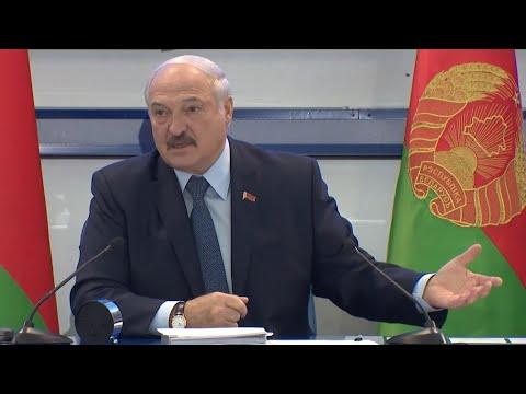 Лукашенко: В страну лучше не возвращайтесь! Президент крайне недоволен ситуацией в спорте