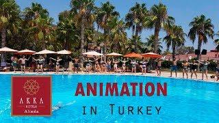 Animation | Akka Alinda Hotel 5* | Turkey | Kemer
