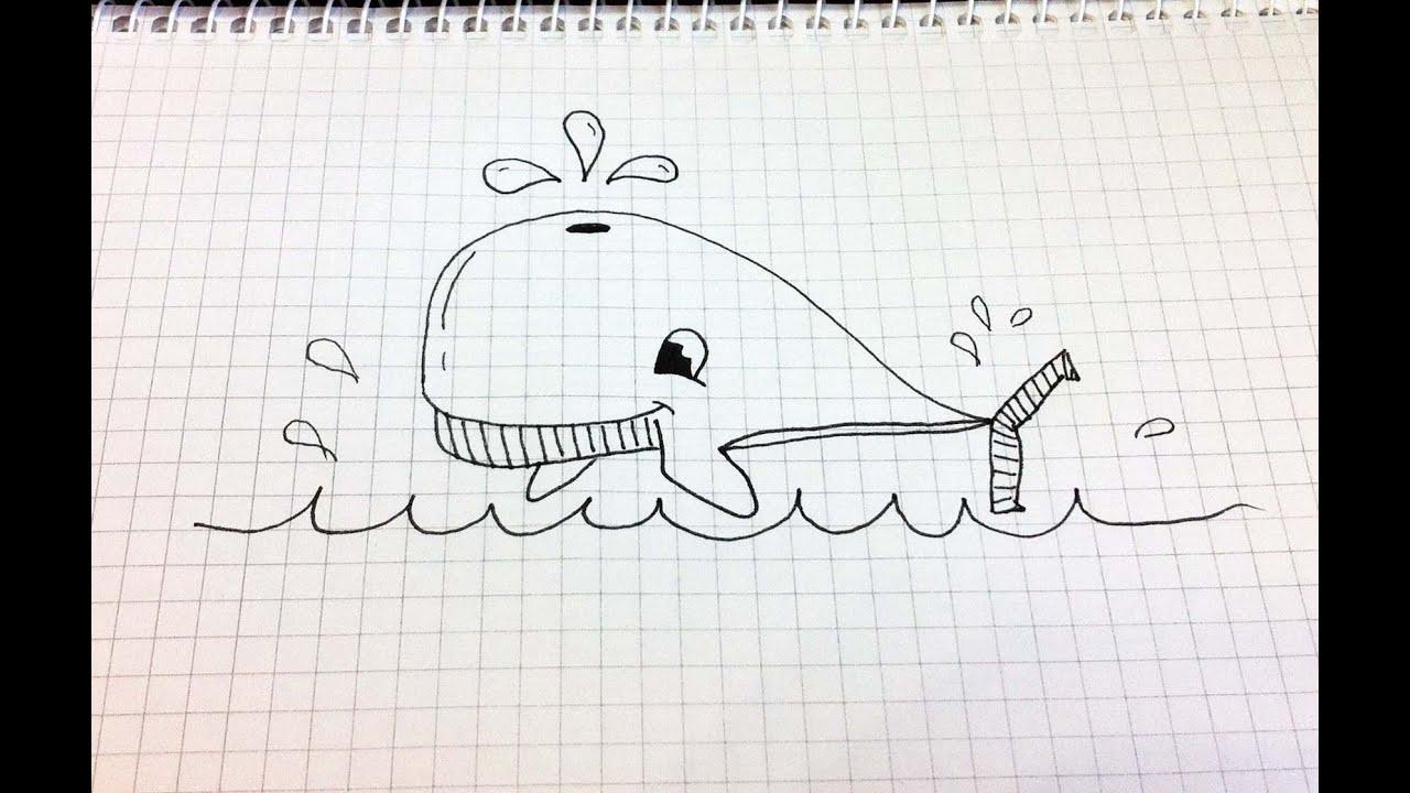 картинки рисунки киты