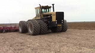 TITAN STR-525 4wd Tractor