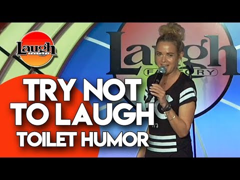 Try Not to Laugh | Toilet Humor | Laugh Factory Stand Up Comedy