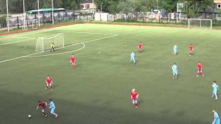 Футбол.Дети 2003. Тур 2. ДЮСШ Краснознаменск-Выюор Одинцово