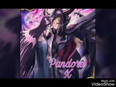 San Valentín Radamanthys x Pandora Saori x Seiya