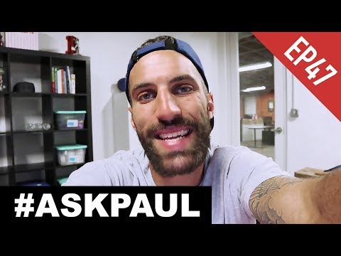 Defensive Jokes and Giveaways | #AskPaul Ep 47