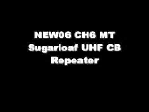 Newcastle CH6 CB Repeater NEW06 NSW
