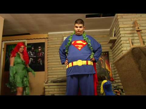 Superman Batman Battle of Heroes