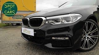 2017 BMW 530d xdrive M Sport G30 5 series POV GoPro drive sound