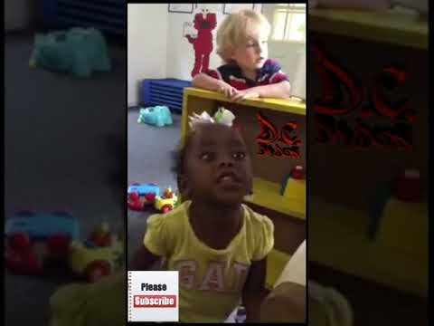 "Little Girl argues with DAYCARE TEACHER  ""Linda Listen, If I was you I'd  take an off day"""