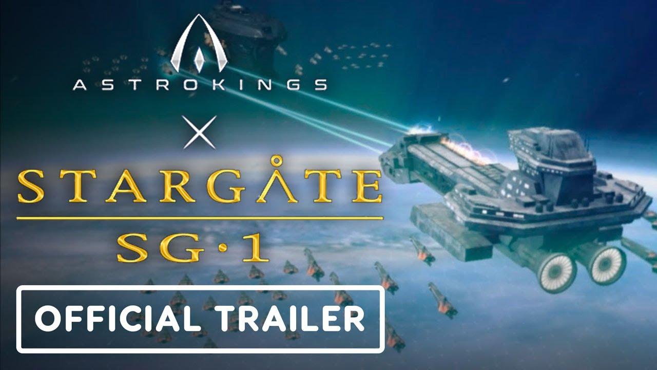 Astrokings - Official Stargate SG-1 Event Trailer