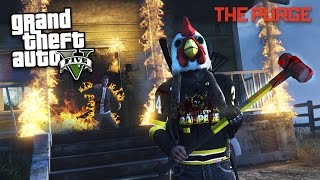 THE PURGE!! - Episode 6 (GTA 5 Mods)