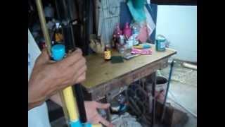 Repeat youtube video วิธีการใช้ PVCGun