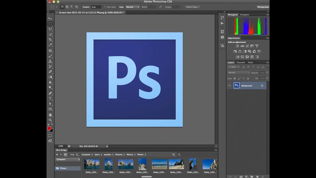 Adobe photoshop portable vs full