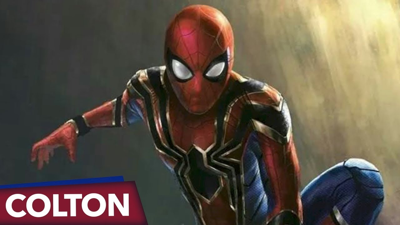 will spider-man keep his new suit after avengers infinity war? - youtube